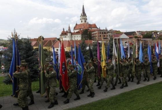 27. Hodočašće Hrvatske vojske u Svetište Majke Božje Bistričke u Mariji Bistrici