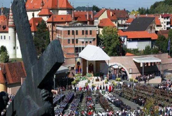 25. Hodočašće Hrvatske vojske u Svetište Majke Božje Bistričke u Mariji Bistrici